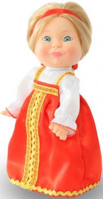 Кукла ВЕСНА Веснушка в русском костюме (девочка) 26 см В2910