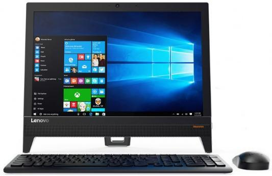 Моноблок 19.5 Lenovo IdeaCentre 310-20IAP 1440 x 900 Intel Pentium-J4205 4Gb 1Tb Intel HD Graphics 505 Windows 10 Home черный F0CL001URK моноблок lenovo ideacentre 310 20iap 19 5 intel j4205 4gb 500gb dos black