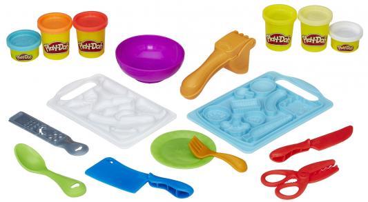 Набор для творчества Play-Doh Приготовь и нарежь на дольки