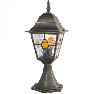 Уличный светильник Favourite Zagreb 1805-1T наземный низкий светильник favourite zagreb 1804 1f