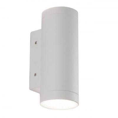Уличный настенный светодиодный светильник Favourite Flicker 1829-2W бра colosseo susanna 80311 2w