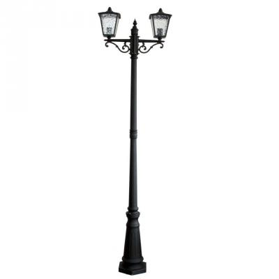 Садово-парковый светильник Favourite Colosso 1817-2F наземный высокий светильник favourite colosso 1817 1f