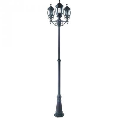 Садово-парковый светильник Favourite Paris 1806-3F favourite уличный светильник favourite paris 1806 1f