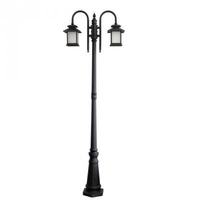 Садово-парковый светильник Favourite Provinz 1820-2F садово парковый фонарь favourite london 1810 1f