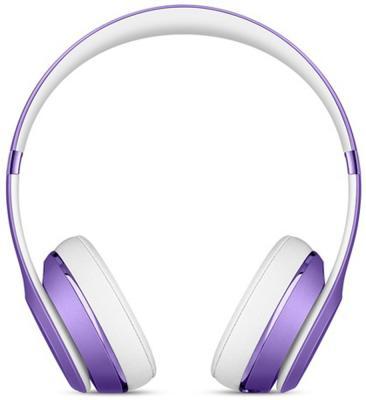 Наушники Apple Beats Solo3 Wireless фиолетовый