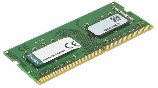 Оперативная память для ноутбуков SO-DDR4 16Gb PC19200 2400MHz Kingston KVR24SE17D8/16 оперативная память для ноутбуков so ddr4 4gb pc19200 2400mhz qumo qum4s 4g2400c16