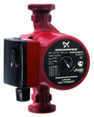 Насос циркуляционный Grundfos UPS 25-60 180 циркуляционный насос acquaer rhc32 60 180