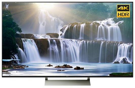 Телевизор SONY KD55XE9305BR2 черный серебристый