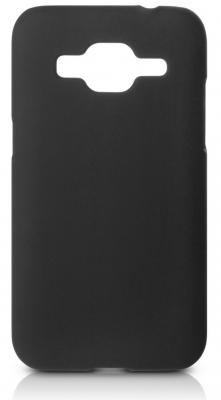 Чехол DF sSlim-07 для Samsung Galaxy Core Prime розовые розы дизайн кожа pu откидная крышка бумажника карты держатель чехол для samsung galaxy core prime g360