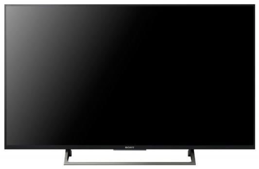Телевизор SONY KD43XE8096BR2 черный sony nwz b152