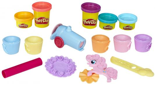 Набор для творчества HASBRO Вечеринка Пинки Пай 5 цветов