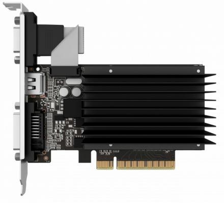 Видеокарта Palit GeForce GT 730 NEAT730NHD06-2080H PCI-E 1024Mb 64 Bit Retail (NEAT730NHD06-2080H)