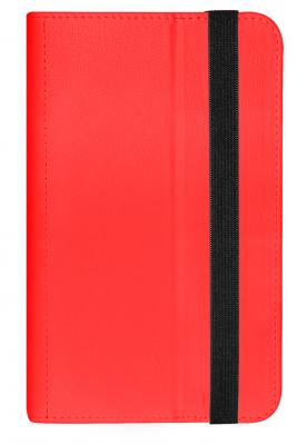"""Чехол IQ Format универсальный для планшетов 7"""" красный"""