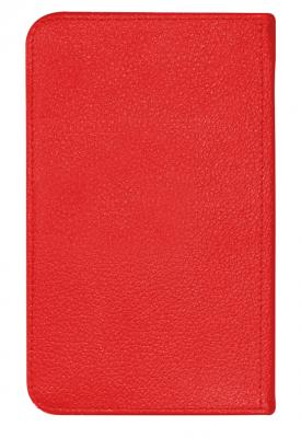 """Чехол IQ Format универсальный для планшетов 7"""" красный от 123.ru"""