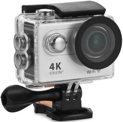Экшн-камера X-TRY XTC H9Rse EKEN серебристый