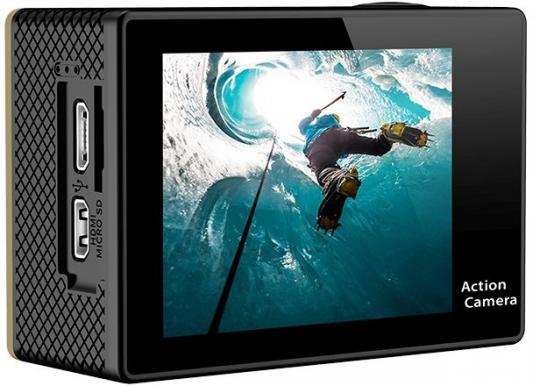 Экшн-камера X-TRY XTC H9Rse EKEN серебристый от 123.ru