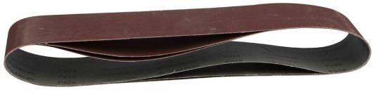 Лента шлифовальная Зубр Мастер универсальная бесконечная для ЗШС-500 основа-х/б ткань 100х914мм, Р60 3шт 35548-060
