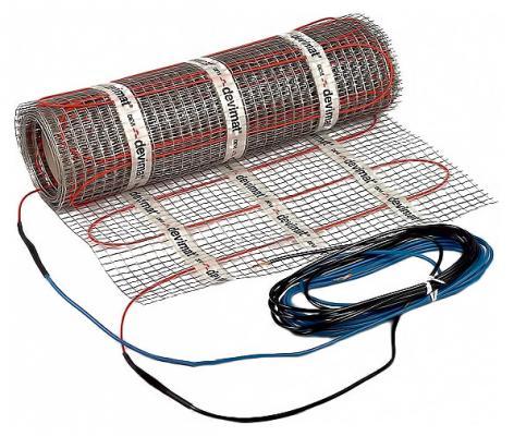 Мат нагревательный DEVI DEVIheat 150S 0.5x5м 2.5м2 140F0332 мат нагревательный devi devicomfort 150t 0 5x12м 6м2 83030578