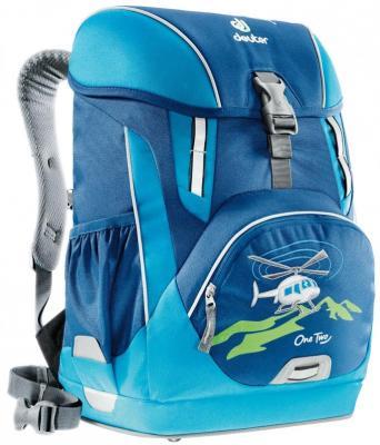 Школьный рюкзак Deuter OneTwo - Вертолет 20 л синий deuter giga blackberry dresscode