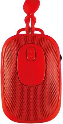 Портативная акустика Ginzzu GM-985C красный