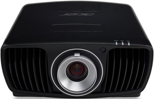 Проектор Acer V9800 3840x2160 2200 люмен 1000000:1 черный MR.JNW11.001 проектор acer h7850 3840x2160 3000 лм 1000000 1 белый mr jpc11 001