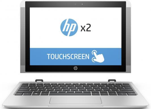 Ноутбук HP x2 10-p003ur (Y5V05EA) автомобильный блок питания для ноутбука hp usb c auto adapter для hp elite x2 1012 g2 pro x2 612 g2 hp x2 210 tablet elite x3 elite tablet x2 1012 g1 hp x2 210 tablet g1 pro tablet 608 g1