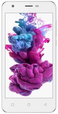 "Смартфон Irbis SP57 белый 5"" 8 Гб LTE Wi-Fi GPS 3G"