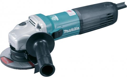 Углошлифовальная машина Makita GA5040C 125 мм 1400 Вт углошлифовальная машина makita ga5030k 125 мм 720 вт