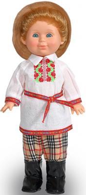 Кукла ВЕСНА Митя в белорусском костюме 35 см В2884