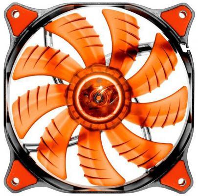 Вентилятор COUGAR CF-D14HB-R 140x140x25мм 3pin 1000rpm красный от 123.ru