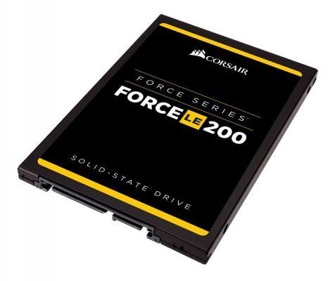 "Твердотельный накопитель SSD 2.5"" 120GB Corsair LE200 Read 550Mb/s Write 500Mb/s SATAIII CSSD-F120GBLE200C"