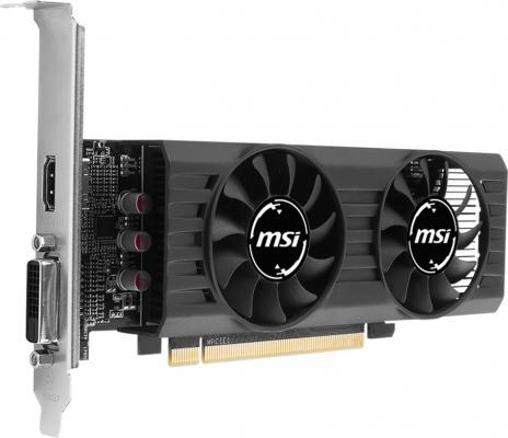 Видеокарта 2048Mb MSI RX 460 PCI-E RX 460 2GT LP Retail