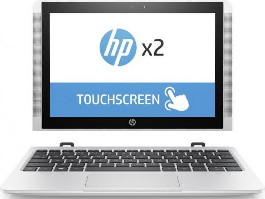Ноутбук HP x2 10-p005ur (Y5V07EA) автомобильный блок питания для ноутбука hp usb c auto adapter для hp elite x2 1012 g2 pro x2 612 g2 hp x2 210 tablet elite x3 elite tablet x2 1012 g1 hp x2 210 tablet g1 pro tablet 608 g1