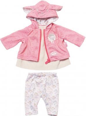 Одежда для кукол Zapf Creation Baby Annabell для прогулки в ассортименте zapf creation одежда демисезонная baby annabell