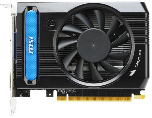 Видеокарта 2048Mb MSI GeForce GT730 PCI-E GDDR3 N730K-2GD3/OCV1 Retail