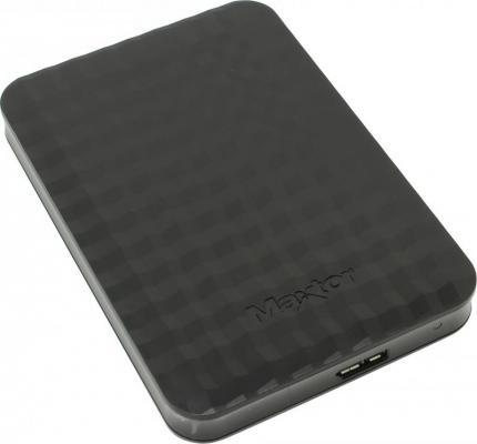 Внешний жесткий диск 2.5 USB3.0 4 Tb Seagate Maxtor STSHX-M401TCBM черный