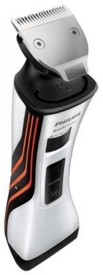 Триммер Philips QS6141/32 серебристый черный триммер philips mg7730 15 серебристый