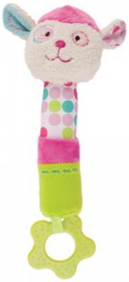Платочек-прорезыватель Жирафики Милашка Пэнни разноцветный с 3 месяцев пищалка