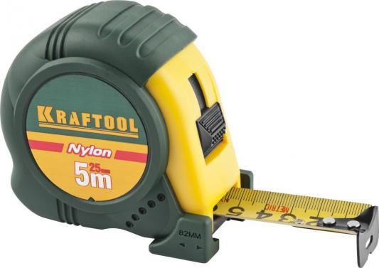 Рулетка Kraftool Expert 5мx25мм 34122-05-25_z01 плоская кисть kraftool klassik 1 01013 25