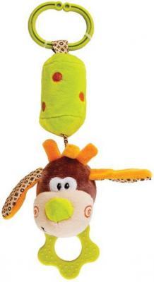 Развивающая игрушка Жирафики Подвеска с колокольчиком и прорезывателем Пёсик Том 939327 job satisfaction of teachers