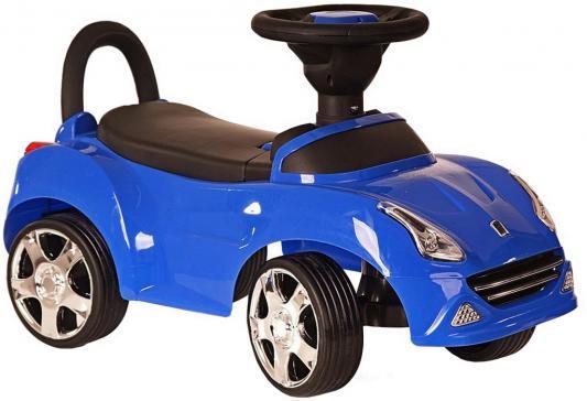 Каталка-машинка Rich Toys Ferrari синий от 1 года пластик