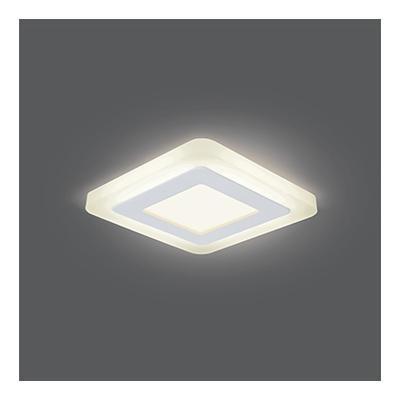 Встраиваемый светодиодный светильник Gauss Backlight BL120 от 123.ru
