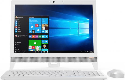 Моноблок 19.5 Lenovo IdeaCentre 310-20IAP 1440 x 900 Intel Pentium-J4205 4Gb 500Gb Intel HD Graphics 505 DOS белый F0CL002URK iru office t2112 pentium g3240 3100ghz 4gb 21 5 500gb dvdrw wi fi dos black