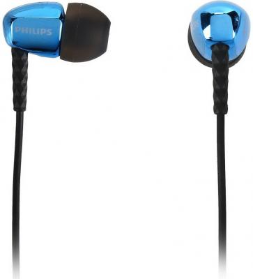 Наушники Philips SHE3900BL/00 blue