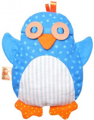 Развивающая игрушка МЯКИШИ Доктор Мякиш - Пингвин 338 мякиши игрушка грелка доктор мякиш пингвин