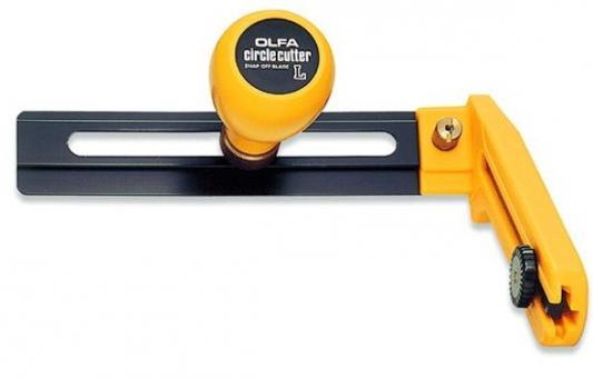 Нож Olfa циркульный с сегментированным лезвием 18х100х0.5мм диаметр реза 70-300мм OL-CMP-2 olfa ol xh al