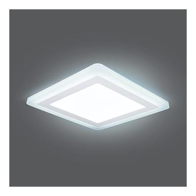 Встраиваемый светодиодный светильник Gauss Backlight BL125 встраиваемый светодиодный светильник gauss backlight bl124