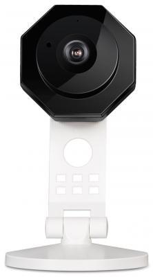 "Камера IP Tenda C5+ CMOS 1/4"" 3.6 мм 1280 x 720 H.264 MJPEG RJ-45 LAN Wi-Fi белый черный"
