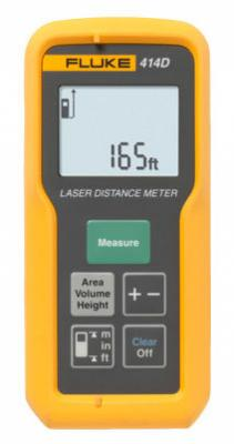 Дальномер Fluke IG FLUKE-414D анализатор качества электроэнергии fluke 435 ii