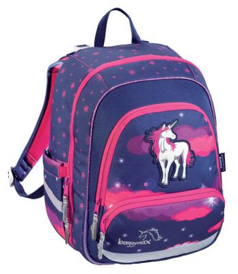 Ранец Step by BaggyMax Speedy Unicorn Dream 16 л фиолетовый